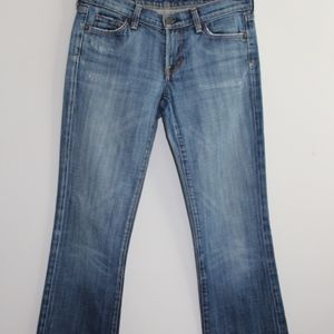 Citizens of Humanity Bootcut Jeans Size 27